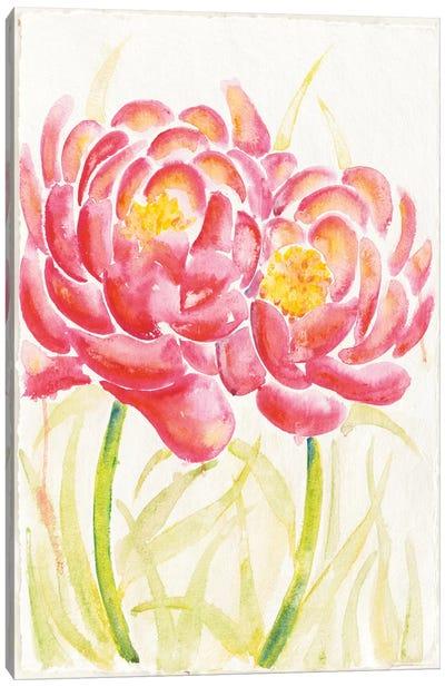 Floral Delight I Canvas Print #WAC2305