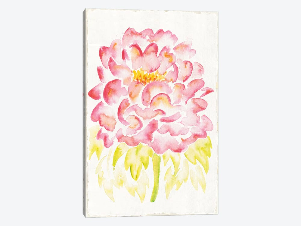Floral Delight II by Elyse DeNeige 1-piece Canvas Artwork