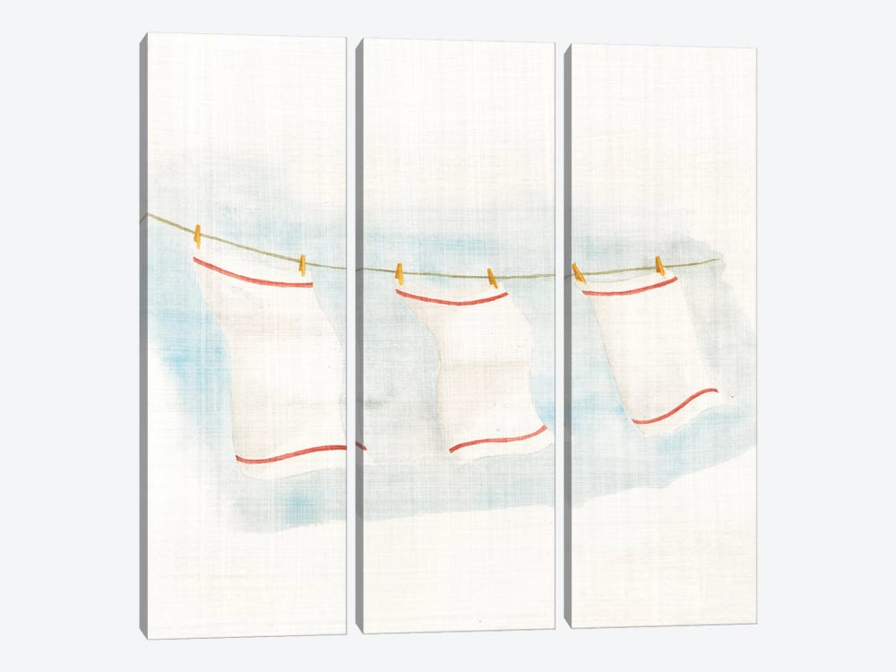 Towels 3-piece Canvas Wall Art