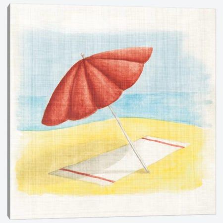 Umbrella Canvas Print #WAC2365} by Elyse DeNeige Canvas Print