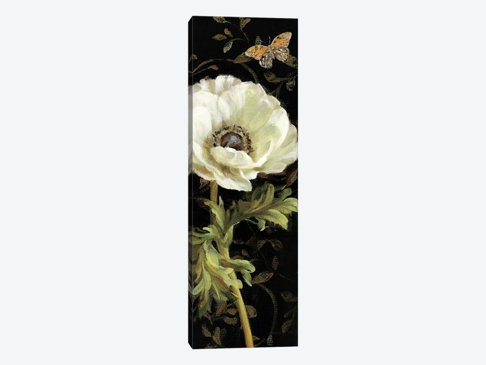 Jardin Paris Florals I by Danhui Nai 1-piece Canvas Art Print