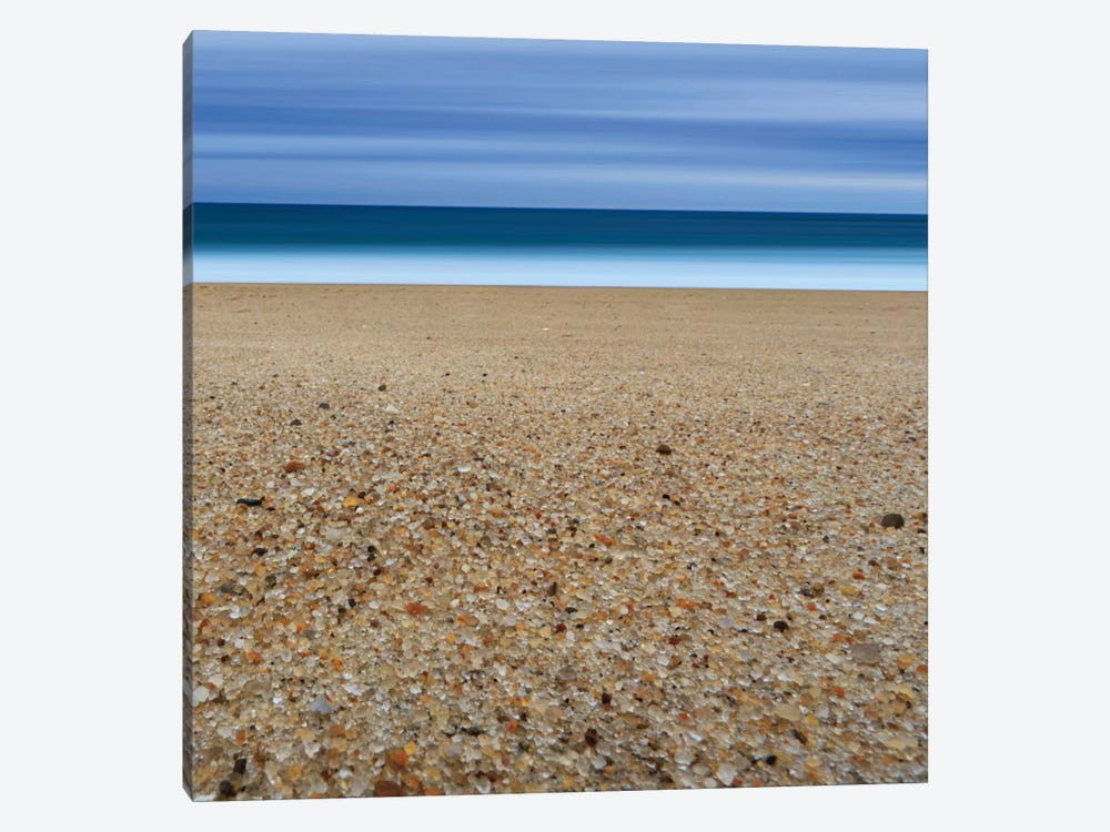 Glass Sand by Katherine Gendreau 1-piece Canvas Wall Art