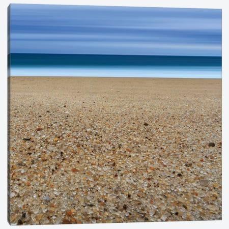 Glass Sand Canvas Print #WAC2452} by Katherine Gendreau Canvas Art