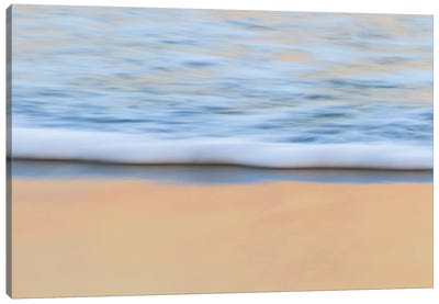 Ocean's Edge Canvas Art Print