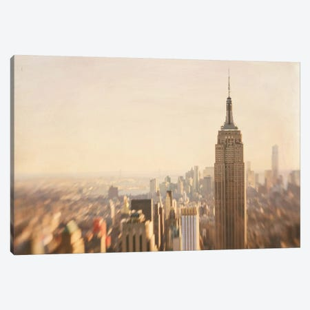Empire State Canvas Print #WAC2480} by Katherine Gendreau Canvas Print
