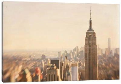 Empire State Canvas Print #WAC2480