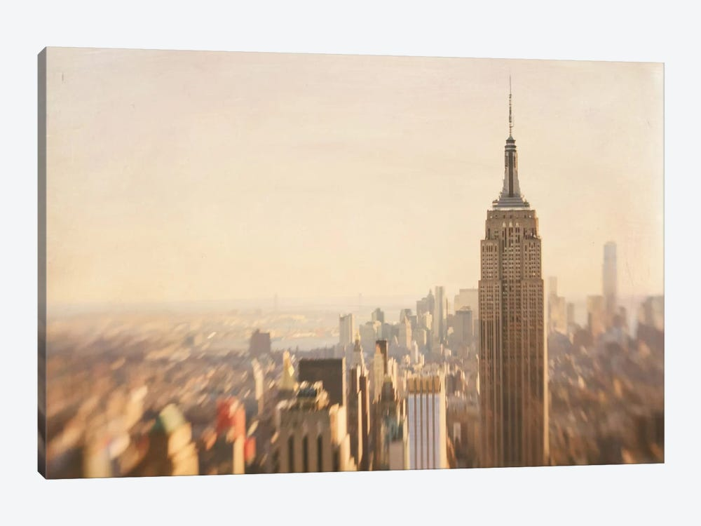 Empire State by Katherine Gendreau 1-piece Art Print
