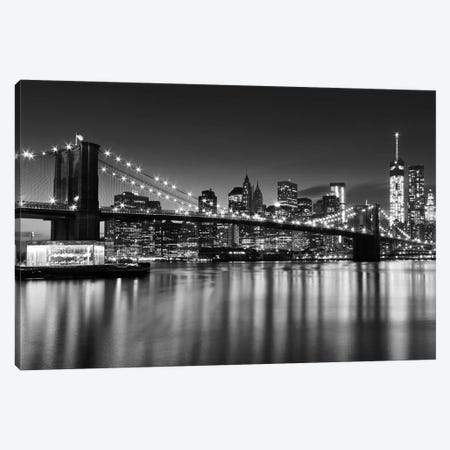 Silver City Canvas Print #WAC2484} by Katherine Gendreau Canvas Wall Art