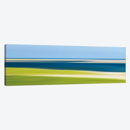 Cape Cod Low Tide Canvas Print #WAC2499} by Katherine Gendreau Canvas Wall Art