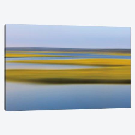 Evening Marsh Canvas Print #WAC2500} by Katherine Gendreau Canvas Art