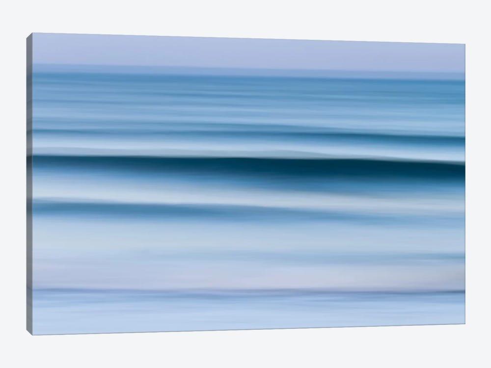 Evening Waves by Katherine Gendreau 1-piece Canvas Art Print