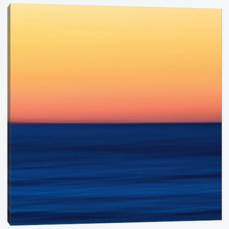 Fire Water Canvas Print #WAC2502} by Katherine Gendreau Canvas Artwork