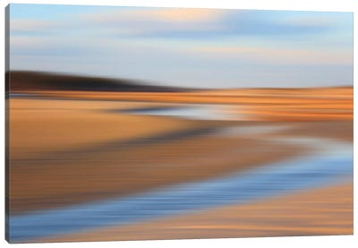 Low Tide Canvas Print #WAC2504