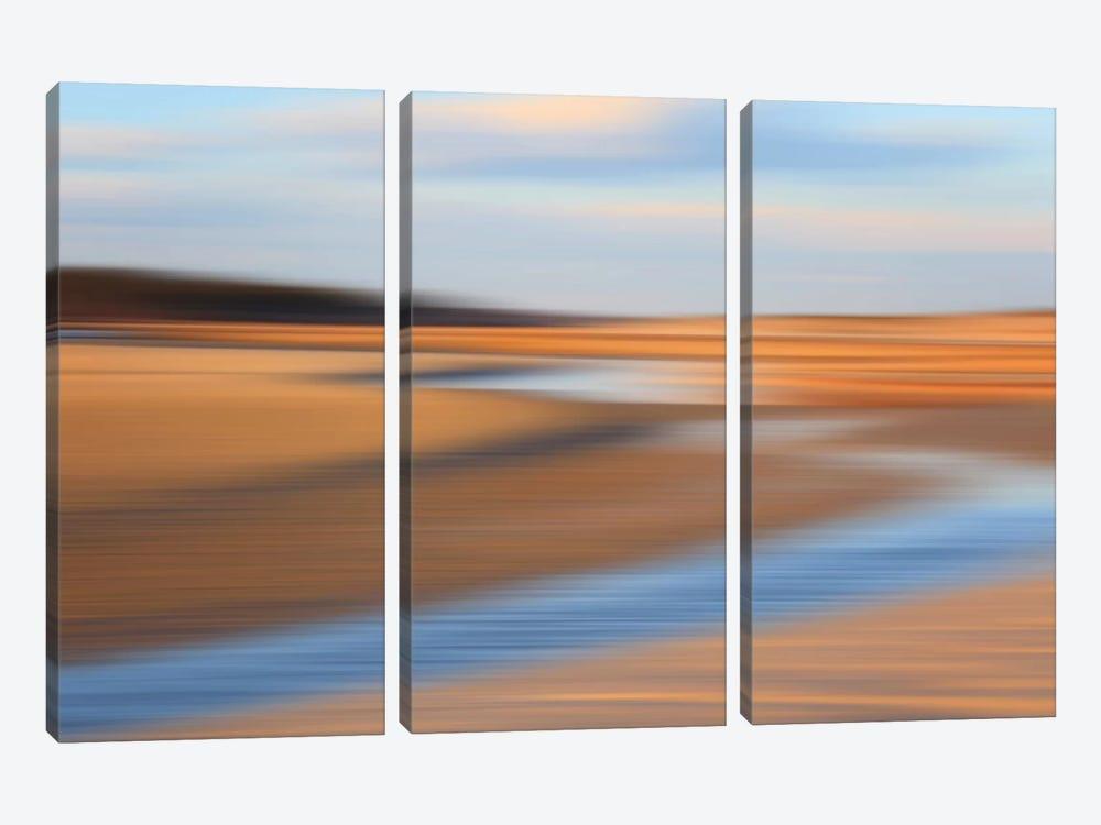 Low Tide by Katherine Gendreau 3-piece Canvas Art