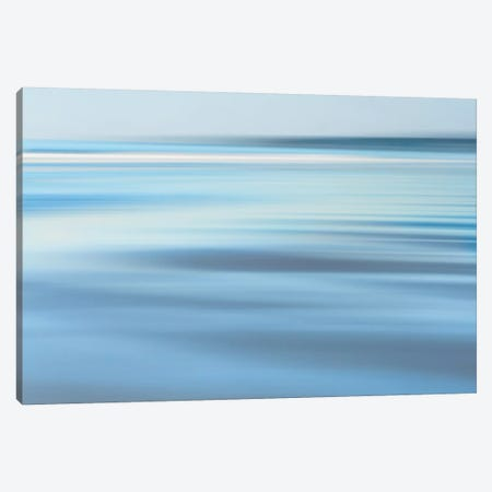 Low Tide at Dusk Canvas Print #WAC2505} by Katherine Gendreau Canvas Print