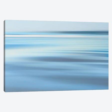 Low Tide at Dusk Canvas Print #WAC2505} by Katherine Gendreau Canvas Print