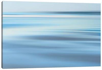 Low Tide at Dusk Canvas Art Print