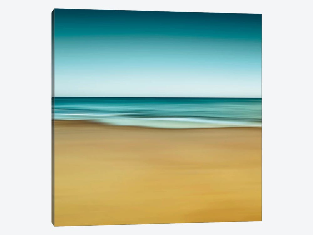 Montauk Mood by Katherine Gendreau 1-piece Canvas Artwork