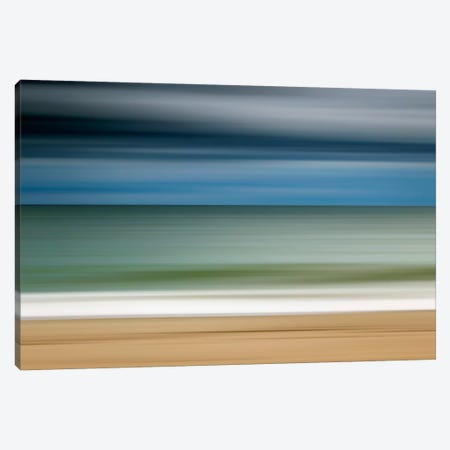 Ocean Storm Canvas Print #WAC2509} by Katherine Gendreau Canvas Art