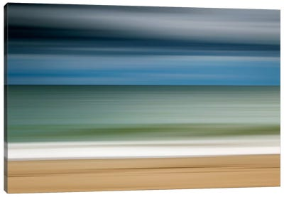 Ocean Storm Canvas Art Print