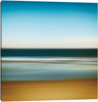 Sea Stripes I Canvas Art Print