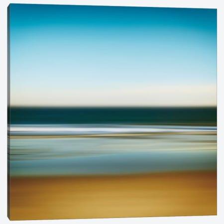 Sea Stripes I Canvas Print #WAC2511} by Katherine Gendreau Canvas Art Print