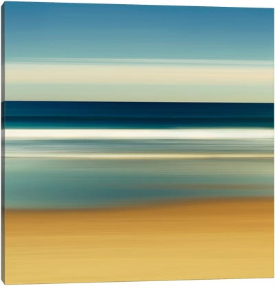 Sea Stripes II Canvas Art Print