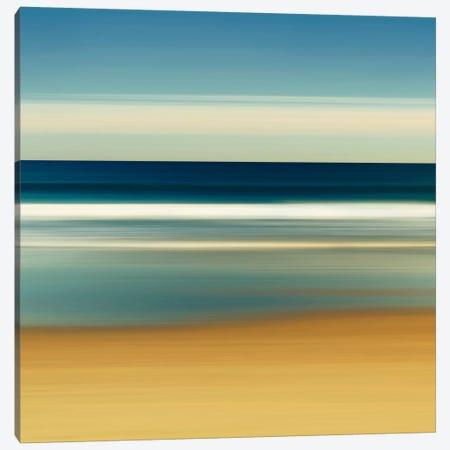 Sea Stripes II Canvas Print #WAC2512} by Katherine Gendreau Canvas Print
