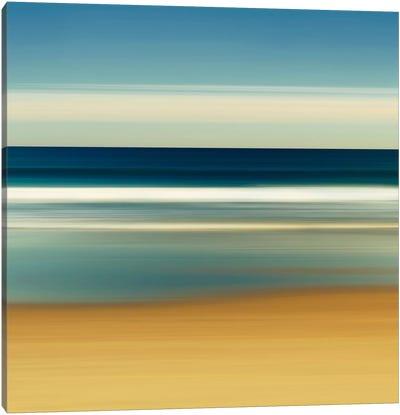 Sea Stripes II Canvas Art Print