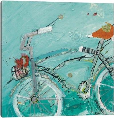 Ride Canvas Print #WAC2516