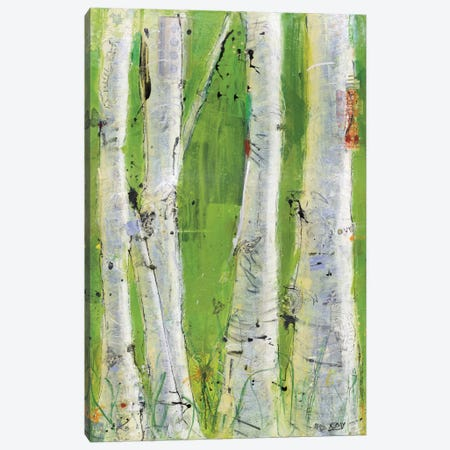 Love Canvas Print #WAC2517} by Kellie Day Canvas Art