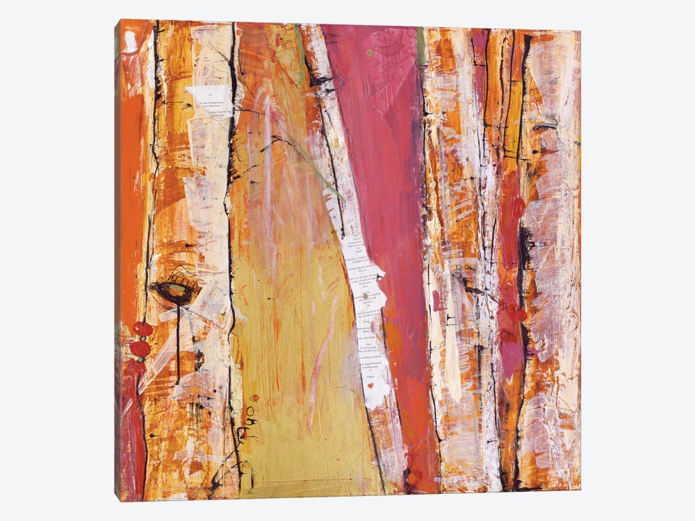 Where the Sun Sleeps I by Kellie Day 1-piece Canvas Print