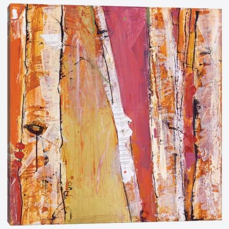 Where the Sun Sleeps I Canvas Print #WAC2518} by Kellie Day Canvas Print