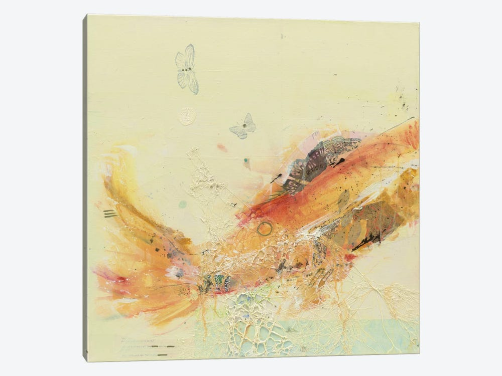 Fish in the Sea I by Kellie Day 1-piece Art Print