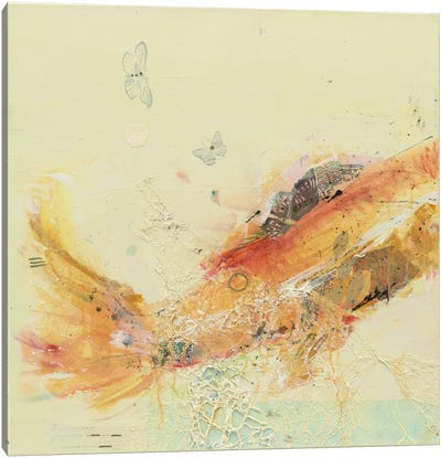 Fish in the Sea I Canvas Art Print