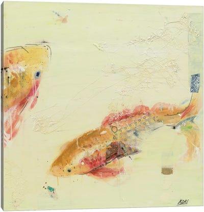 Fish in the Sea II Canvas Art Print