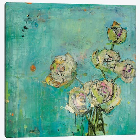 Effulgence Canvas Print #WAC2528} by Kellie Day Canvas Artwork
