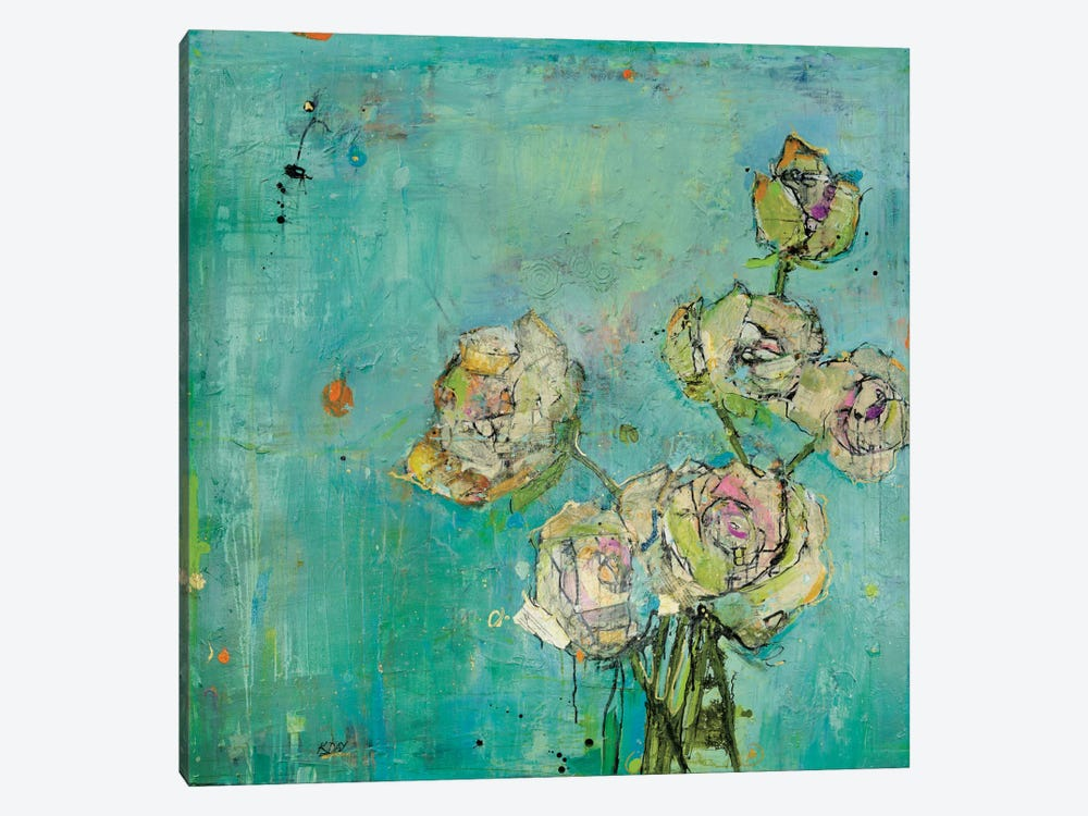 Effulgence by Kellie Day 1-piece Canvas Wall Art