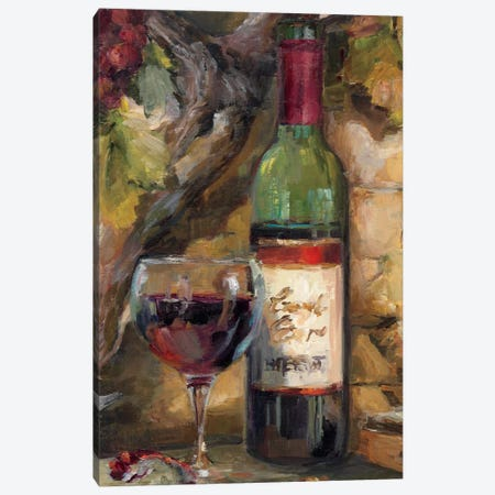 Le Cour de le Chateau I Canvas Print #WAC2562} by Marilyn Hageman Canvas Art