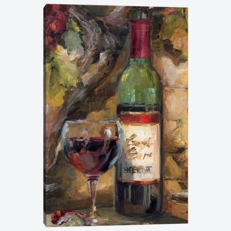 Le Cour de le Chateau I 3-Piece Canvas #WAC2562} by Marilyn Hageman Canvas Art