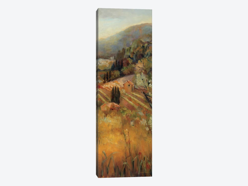 Vineyard in the Valley II 1-piece Canvas Art