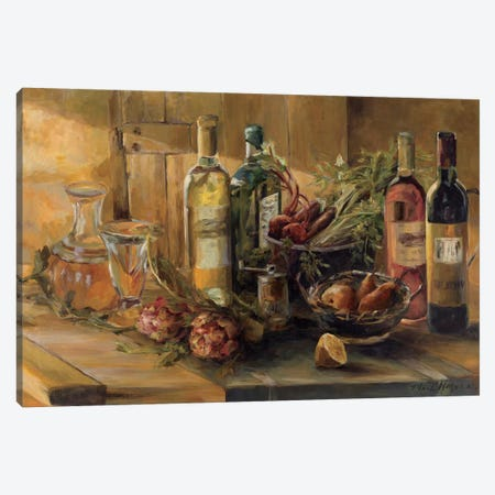 Fruits of the Valley Canvas Print #WAC2589} by Marilyn Hageman Canvas Art