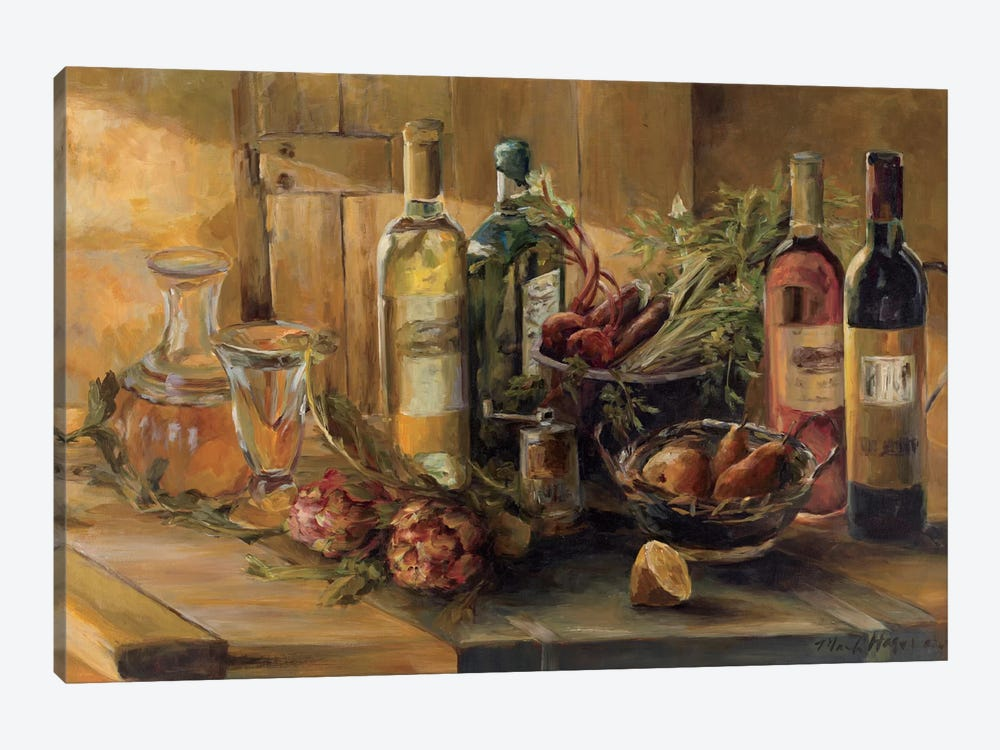 Fruits of the Valley by Marilyn Hageman 1-piece Canvas Art Print