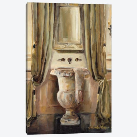 Classical Bath IV Canvas Print #WAC2593} by Marilyn Hageman Canvas Art Print