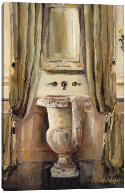 Classical Bath IV Canvas Print #WAC2593