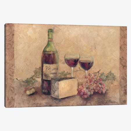 California Cabernet Canvas Print #WAC2600} by Marilyn Hageman Canvas Art Print