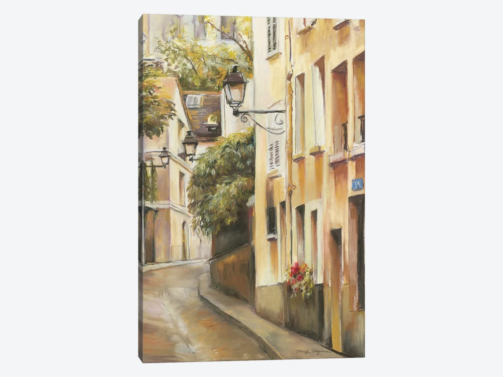 Montmartre II by Marilyn Hageman 1-piece Canvas Wall Art