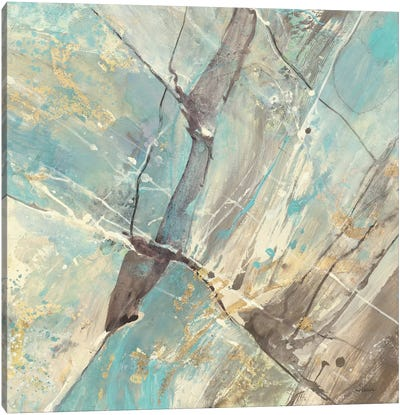 Blue Water II Canvas Art Print