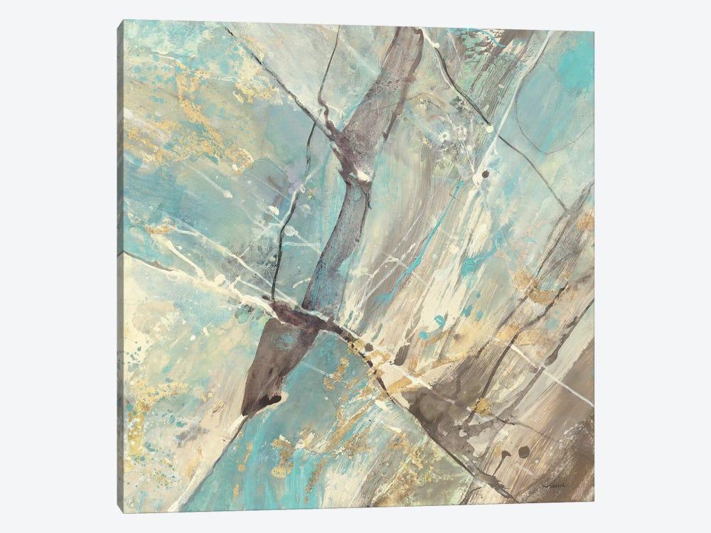 Blue Water II by Albena Hristova 1-piece Canvas Print
