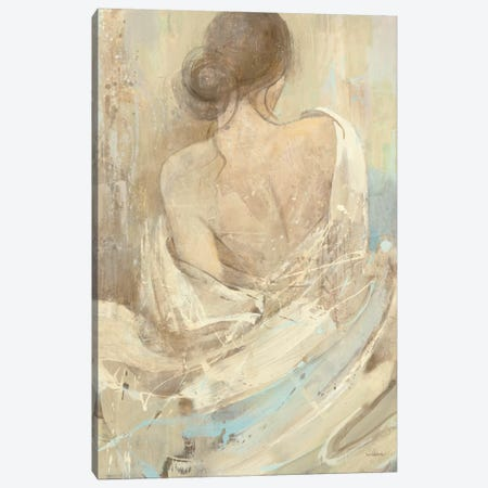 Abstract Figure Study I Canvas Print #WAC2715} by Albena Hristova Canvas Artwork
